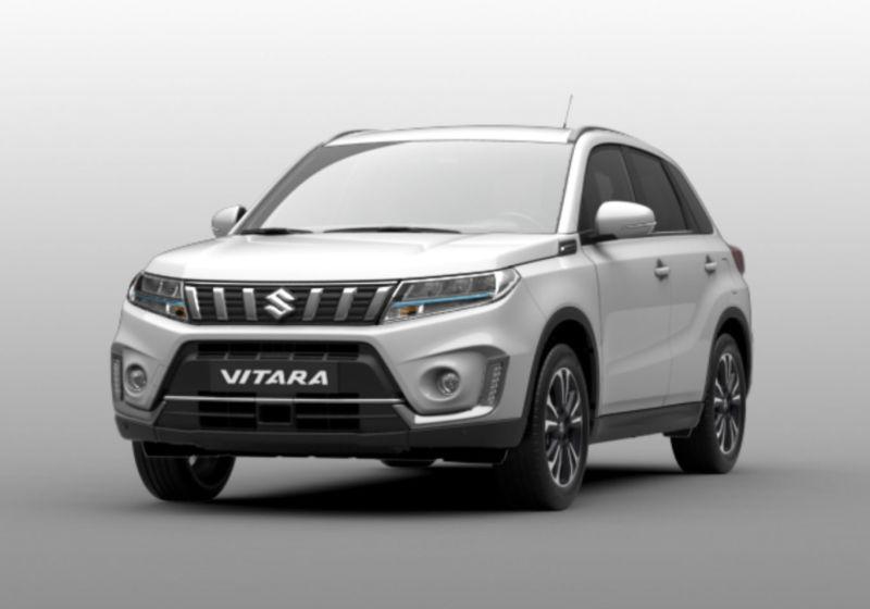 SUZUKI Vitara 1.4 Hybrid Top Bianco Artico Rottamazione E50BG5E-a1