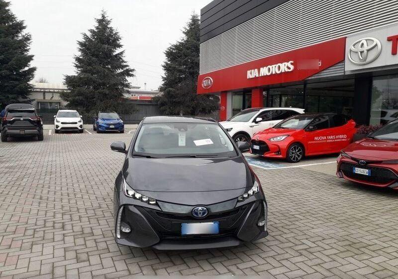 TOYOTA Prius Prius 1.8 h plug-in Dark Grey Km 0 560B865-1613645900999_censored