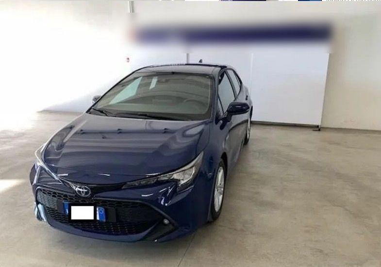 TOYOTA Corolla 1.8 hybrid Business Dark Blue Km 0 GR0B2RG-A