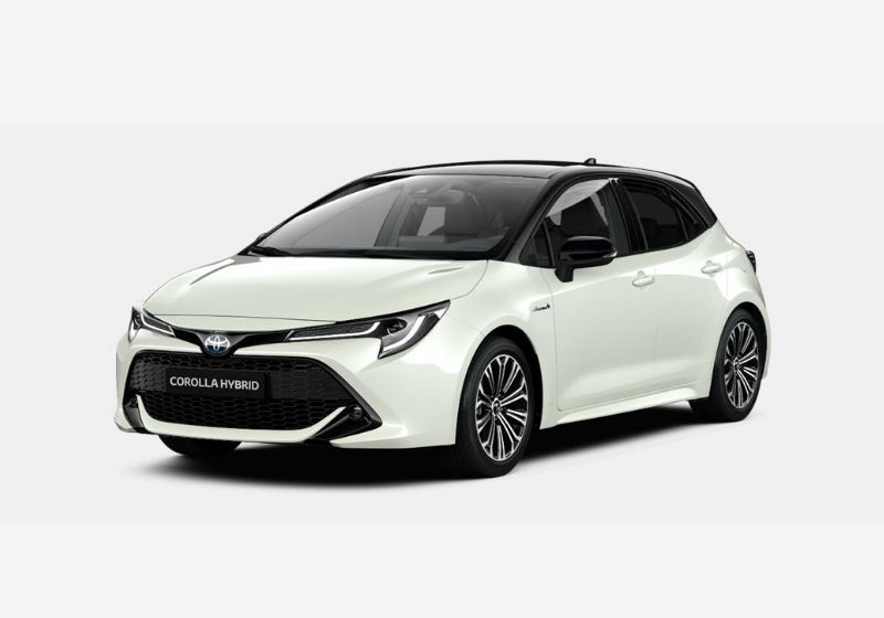 TOYOTA Corolla 2.0 Hybrid Style Pearl White Km 0 TL0BCLT-1
