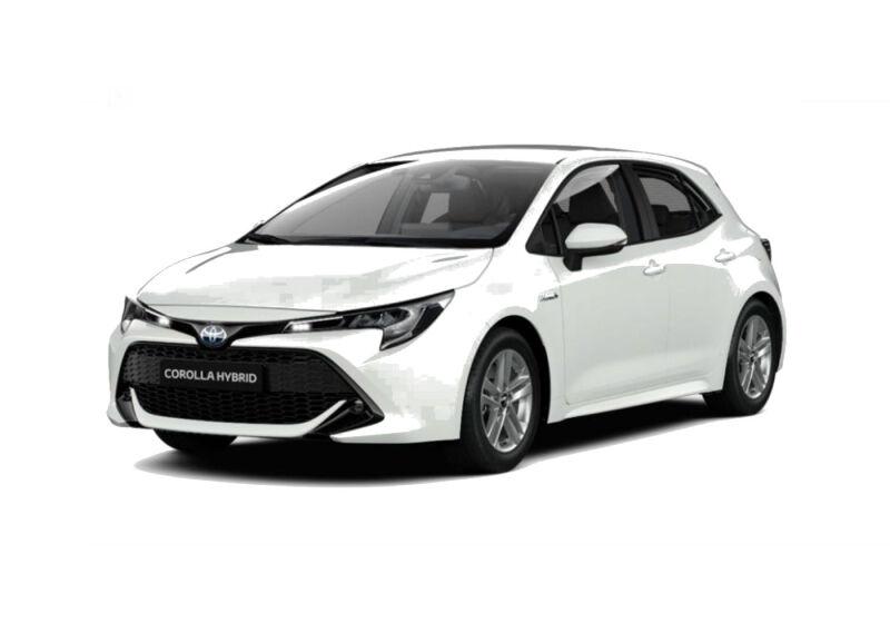 TOYOTA Corolla 1.8 Hybrid Active Super White Da immatricolare MP0BPPM-0a