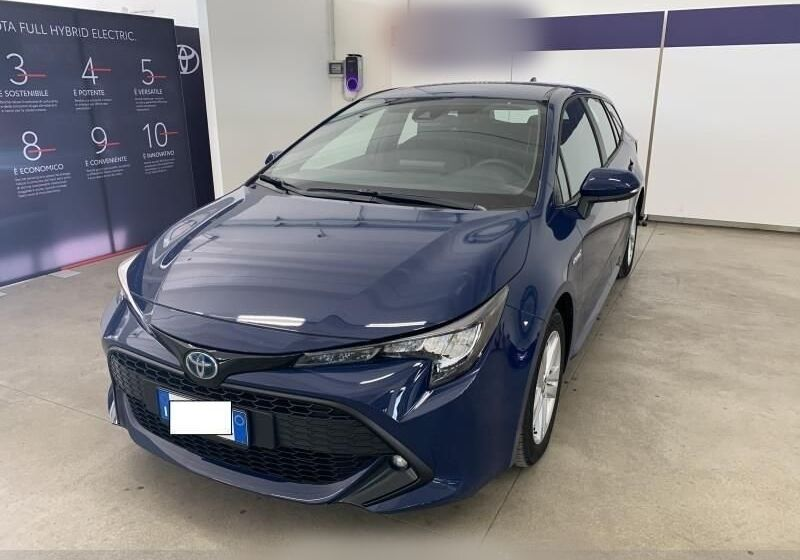 TOYOTA Corolla 1.8 Hybrid Touring Sports Business Dark Blue Km 0 PA0BUAP-1606191070428-v2