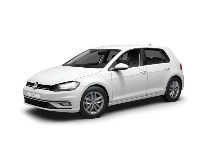 VOLKSWAGEN Golf 1.6 TDI 115CV DSG 5p. Business BlueMotion Technology Pure White Km 0 HXU0UXH-a