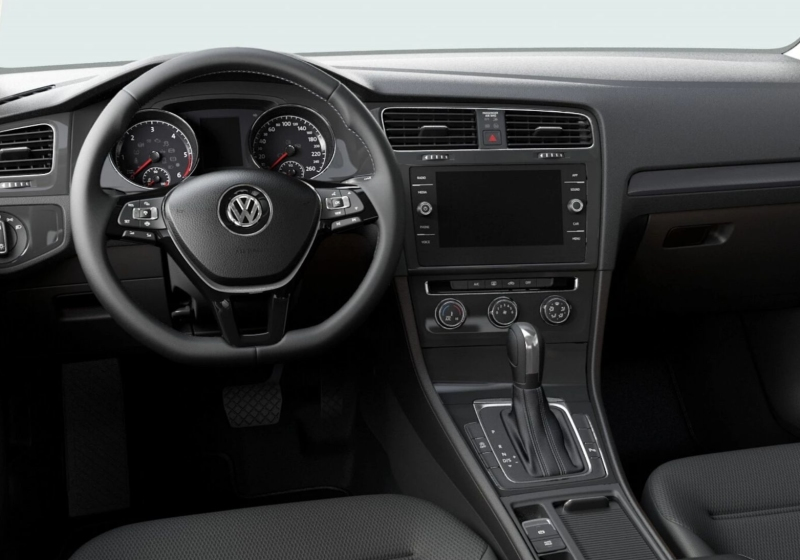 VOLKSWAGEN Golf 1.6 TDI 115CV DSG 5p. Business BlueMotion Technology Pure White Km 0 HXU0UXH-f
