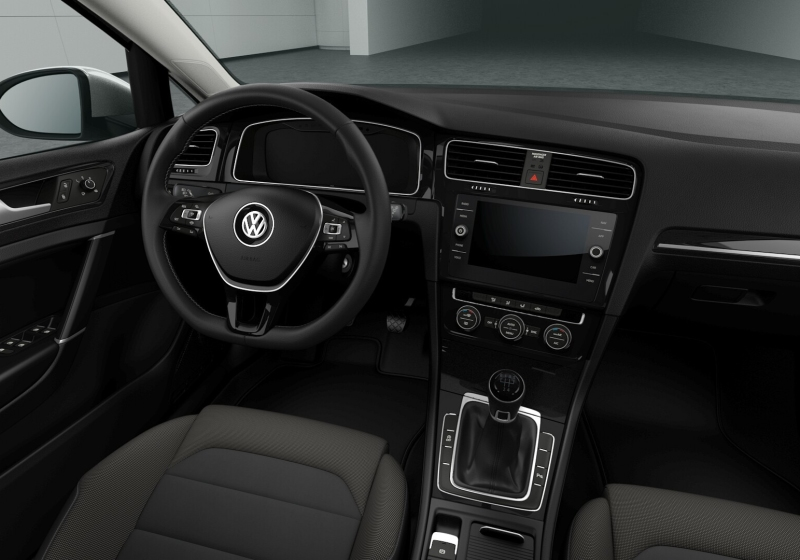 VOLKSWAGEN Golf 1.6 TDI 115 CV 5 porte Executive BlueMotion Technology Tungsten Silver Km 0 MEYEI-g