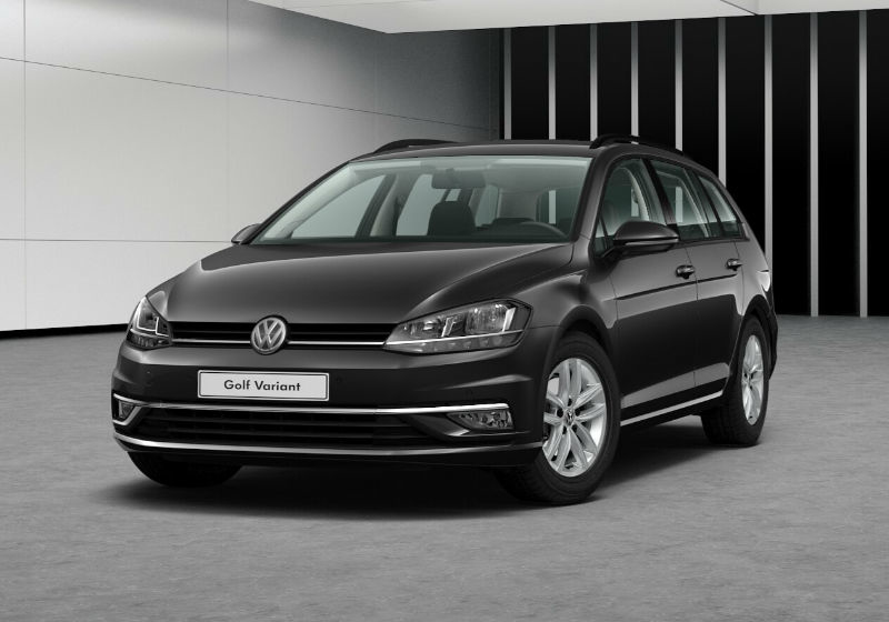 VOLKSWAGEN Golf Variant 1.6 TDI 115 CV Business BlueMotion Technology Nero Perla Km 0 208P8-1