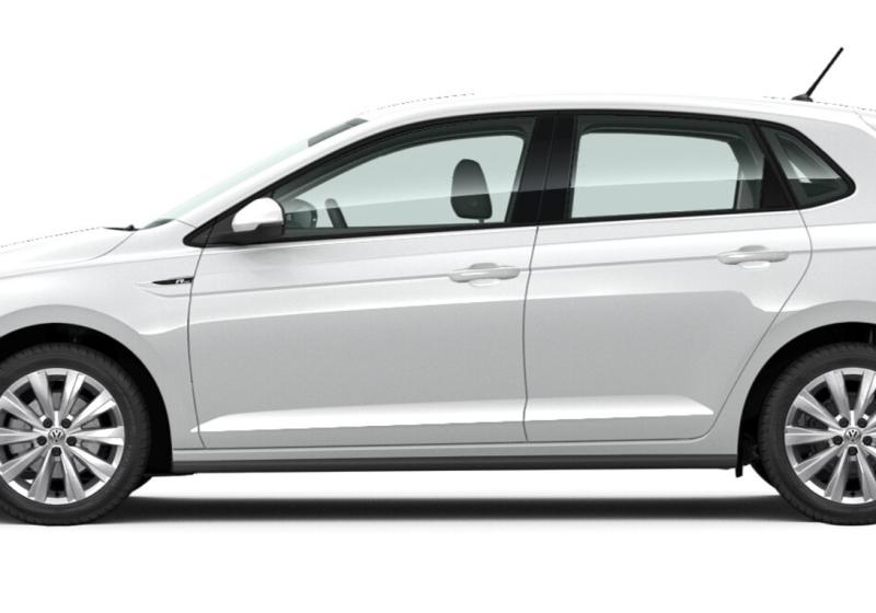 VOLKSWAGEN Polo 1.6 TDI 95 CV SCR 5p. Highline BlueMotion Technology Pure White Km 0 0ETBX-b
