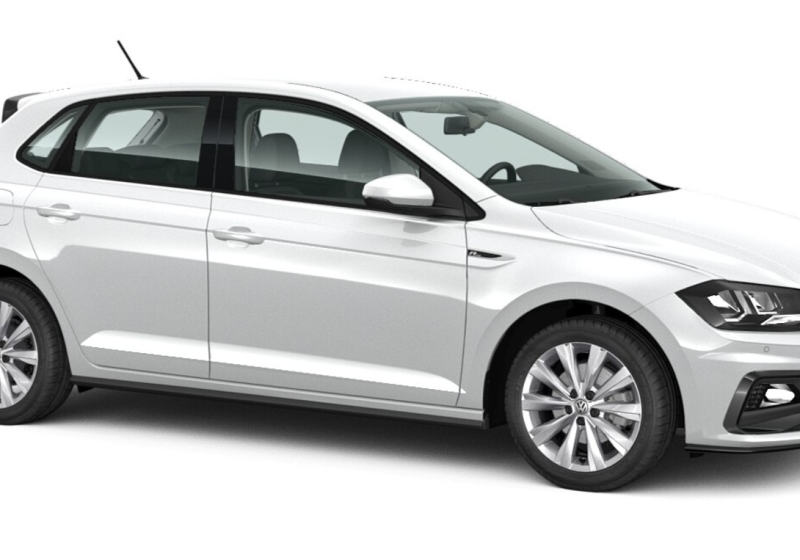 VOLKSWAGEN Polo 1.6 TDI 95 CV SCR 5p. Highline BlueMotion Technology Pure White Km 0 0ETBX-e