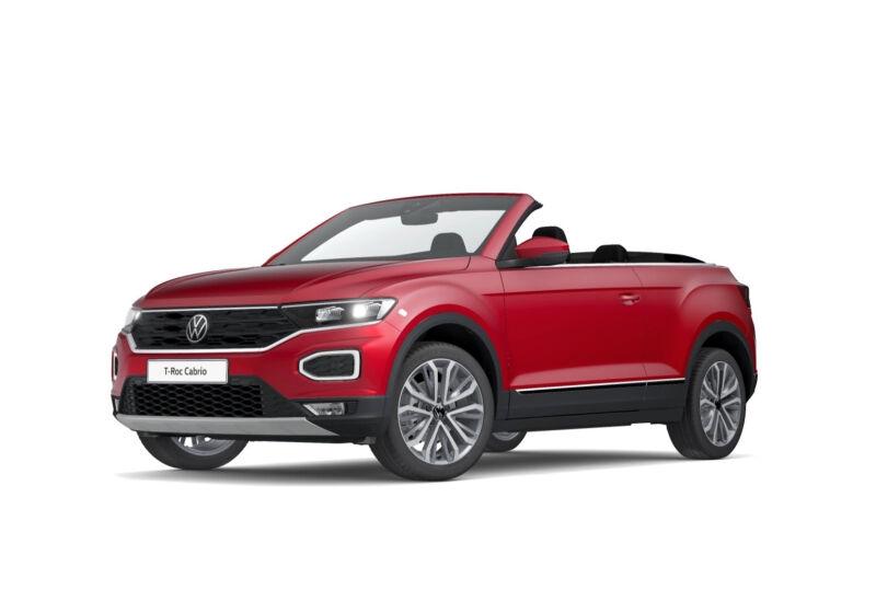 VOLKSWAGEN T-Roc Cabriolet 1.5 TSI ACT DSG Style King Red Km 0 4Z0CGZ4-schermata-2021-07-21-alle-16.47.05-v1