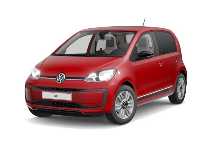 VOLKSWAGEN Up! 1.0 5p. beats up! BlueMotion Technology Rosso Tornado Km 0 CG0BRGC-up