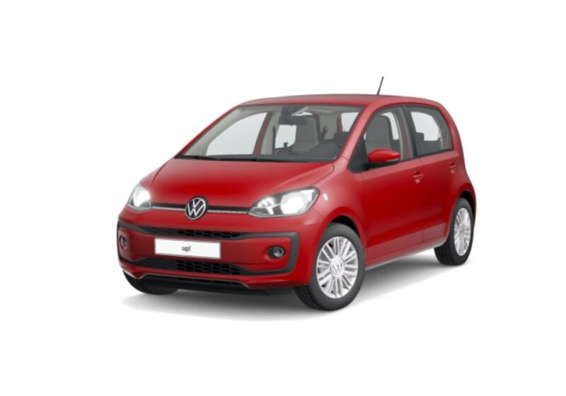 VOLKSWAGEN Up! 1.0 5p. eco move up! BlueMotion Technology Rosso Tornado Km 0 RS0CGSR-vw