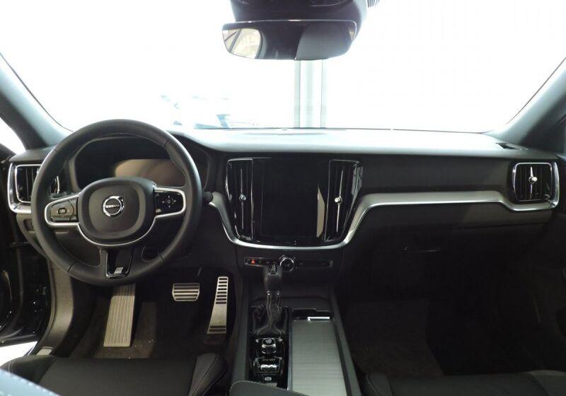 VOLVO S60 T5 Geartronic R-design Nero Km 0 W20CJ2W-volvo7