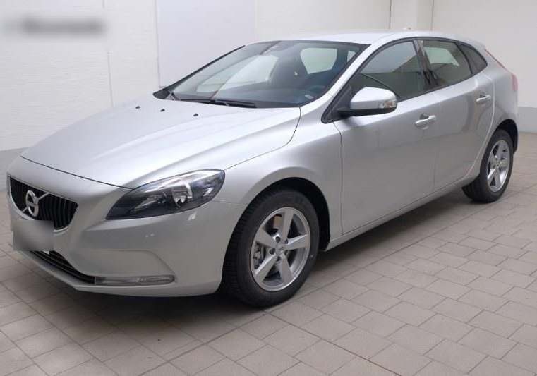 VOLVO V40 2.0 D2 Business Silver Bright Km 0 FFW38-a