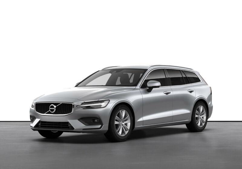 VOLVO V60 2.0 D3 Momentum Business Pro auto Silver Bright Km 0 CF0BMFC-a