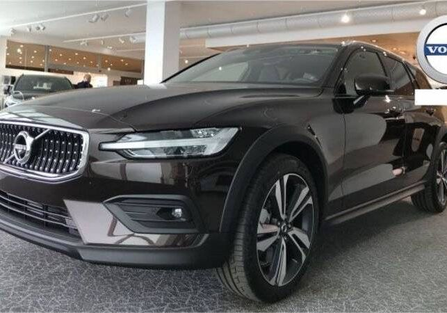 VOLVO V60 Cross Country D4 AWD Geartronic Business Plus Onyx Black Km 0 FN0BHNF-a2