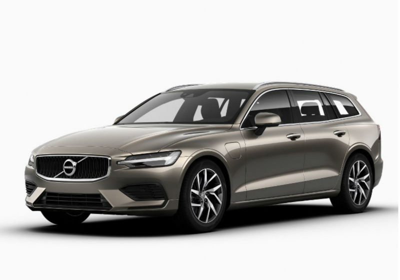 VOLVO V60 T6 Twin Engine AWD Geartronic Business Plus Pebble Grey Da immatricolare M70BE7M-a