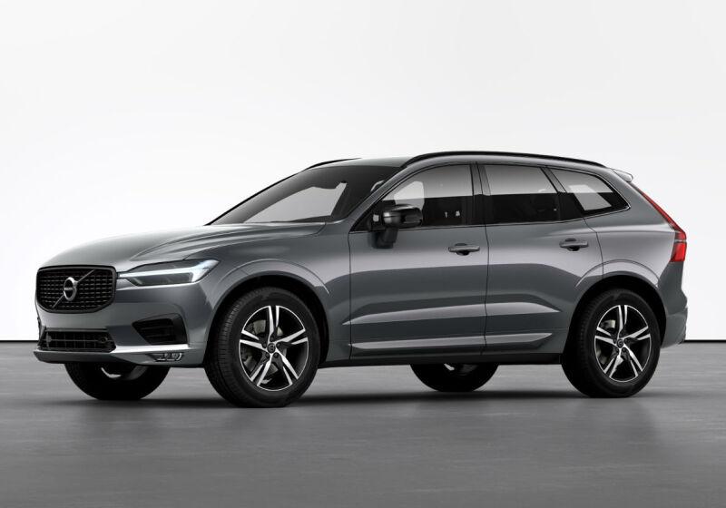 VOLVO XC60 D4 AWD Geartronic R-design Osmium Grey Da immatricolare 5F0BNF5-a