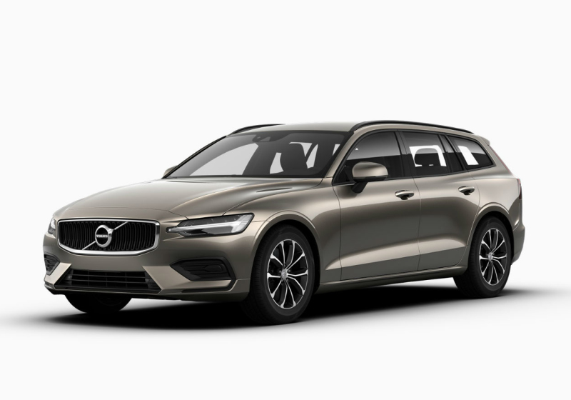 VOLVO v60 D3 Geartronic Business Plus Pebble Grey Km 0 3XW0WX3-a