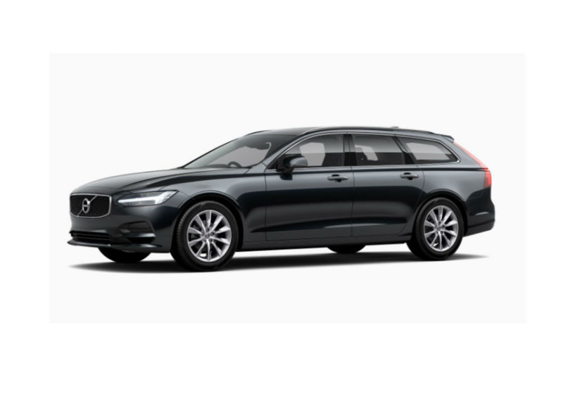 VOLVO V90 D3 Geartronic Business Plus Onyx Black Km 0 XN0BENX-a
