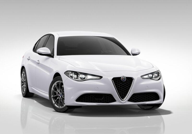ALFA ROMEO Giulia 2.2 Turbodiesel 150 CV AT8 Super Bianco Alfa Km 0 O9QAI-a-v1