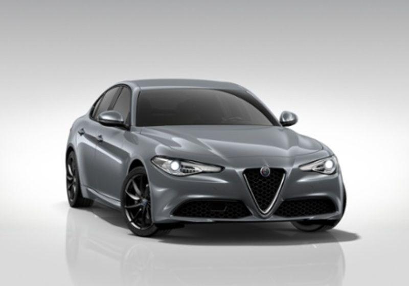 ALFA ROMEO Giulia 2.2 Turbodiesel 150 CV AT8 Tech Edition Grigio Stromboli Km 0 MD0BADM-32911_esterno_lato_1