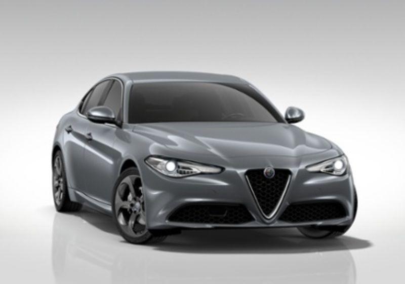 ALFA ROMEO Giulia 2.2 Turbodiesel 160 CV Super Grigio Stromboli Km 0 CNX0XNC-30242_esterno_lato_1