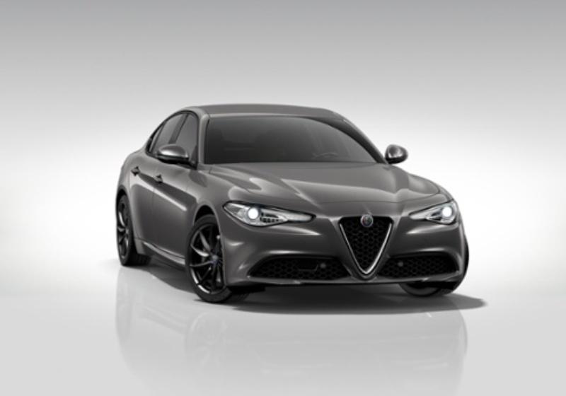 ALFA ROMEO Giulia 2.2 Turbodiesel 180 CV AT8 AWD Q4 Super Grigio Vesuvio Km 0 0000VUS-a