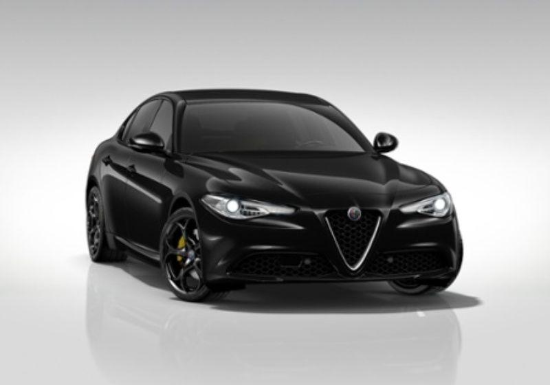 ALFA ROMEO Giulia 2.2 Turbodiesel 180 CV AT8 Sport Edition Nero Vulcano Km 0 6A0BAA6-32784_esterno_lato_1