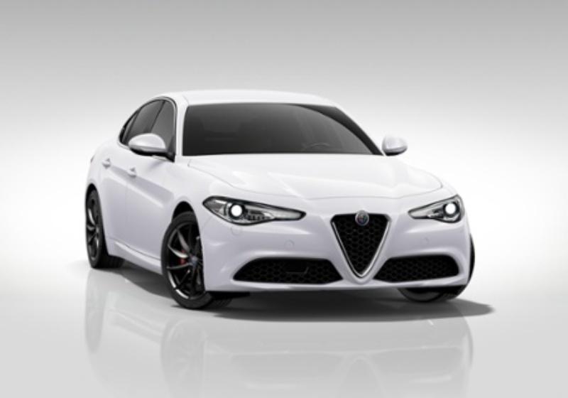 ALFA ROMEO Giulia 2.2 Turbodiesel 180 CV Super Bianco Alfa Km 0 SMW0WMS-29174_esterno_lato_1