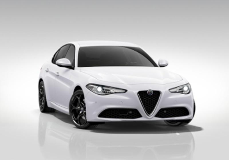 ALFA ROMEO Giulia 2.2 Turbodiesel 180CV AT8 Super Bianco Alfa Km 0 ARU0URA-26272_esterno_lato_1