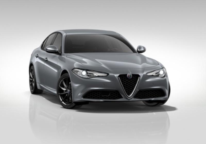 ALFA ROMEO Giulia 2.2 Turbodiesel 180CV AT8 Super Grigio Stromboli Km 0 A6W0W6A-29184_esterno_lato_1
