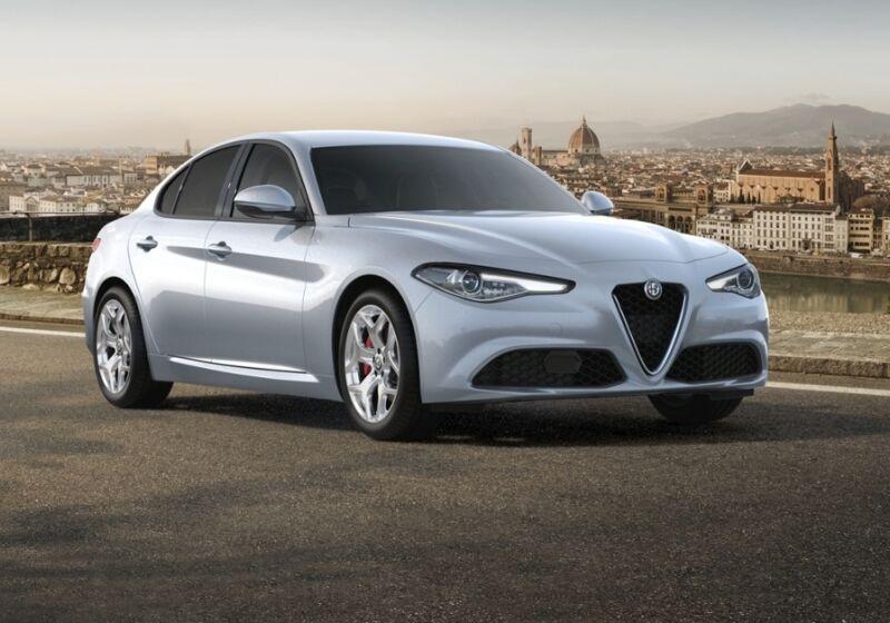 ALFA ROMEO Giulia 2.2 Turbodiesel 190 CV AT8 Executive Grigio Silverstone  Da immatricolare L20BV2L-a-v2