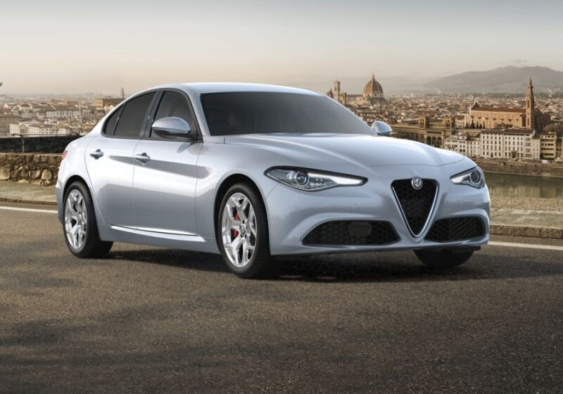 ALFA ROMEO Giulia 2.2 Turbodiesel 190 CV AT8 Executive Grigio Silverstone  Km 0 SY0CAYS-a-v1