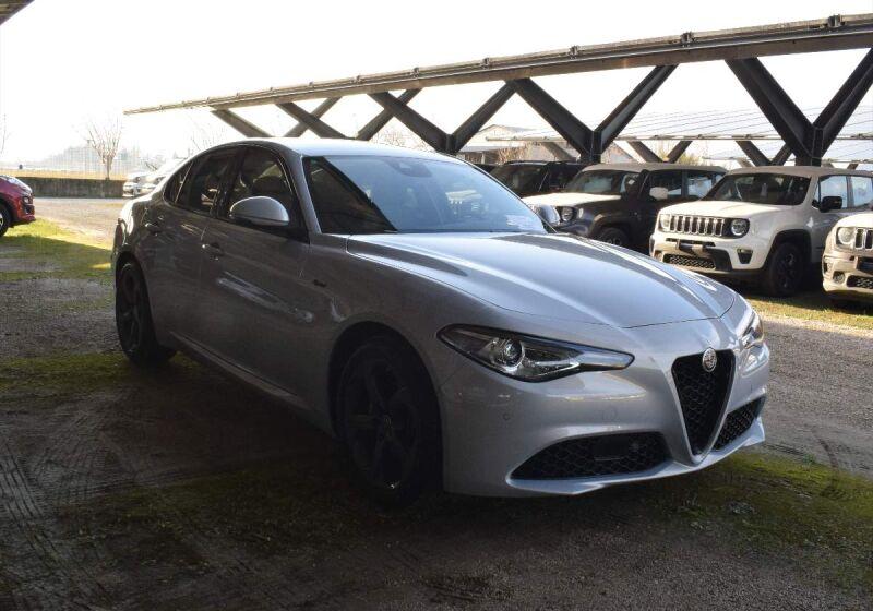 ALFA ROMEO Giulia 2.2 Turbodiesel 190 CV AT8 Sprint bianco lunare Km 0 DX0BLXD-3