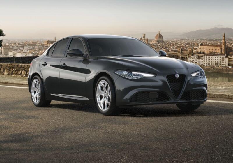 ALFA ROMEO Giulia 2.2 Turbodiesel 190 CV AT8 Sprint Grigio Vesuvio Km 0 320C223-68710_esterno_lato_1