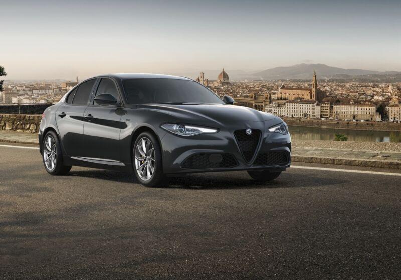 ALFA ROMEO Giulia 2.2 Turbodiesel 190 CV AT8 Sprint Grigio Vesuvio Da immatricolare FA0BVAF-a