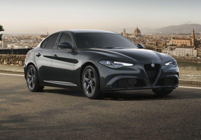 ALFA ROMEO Giulia 2.2 Turbodiesel 190 CV AT8 Sprint Grigio Vesuvio Km 0 MX0B7XM-53167_esterno_lato_1