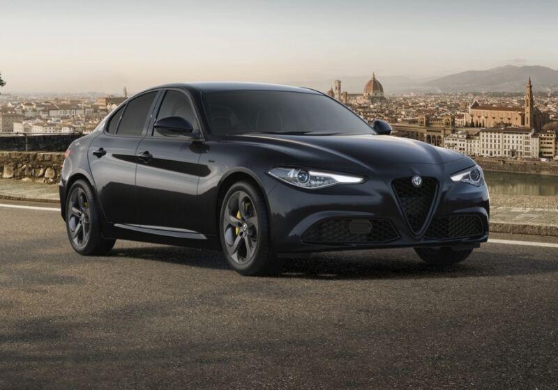 ALFA ROMEO Giulia 2.2 Turbodiesel 190 CV AT8 Sprint Nero Vulcano Km 0 CG0CBGC-a-v1