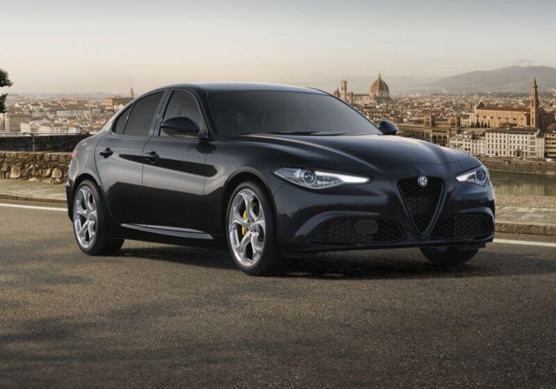ALFA ROMEO Giulia 2.2 Turbodiesel 190 CV AT8 Sprint Nero Vulcano Da immatricolare JK0BUKJ-58763_esterno_lato_1