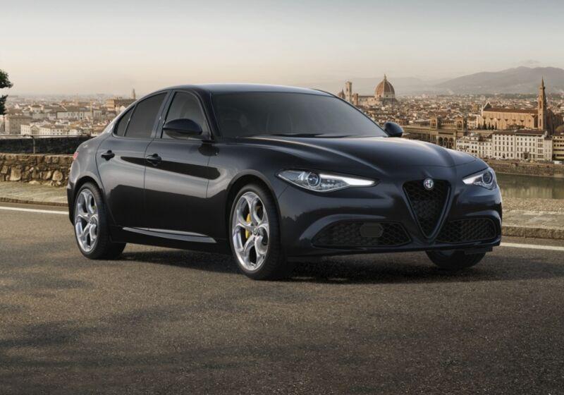 ALFA ROMEO Giulia 2.2 Turbodiesel 190 CV AT8 Sprint Nero Vulcano Da immatricolare KC0BZCK-a