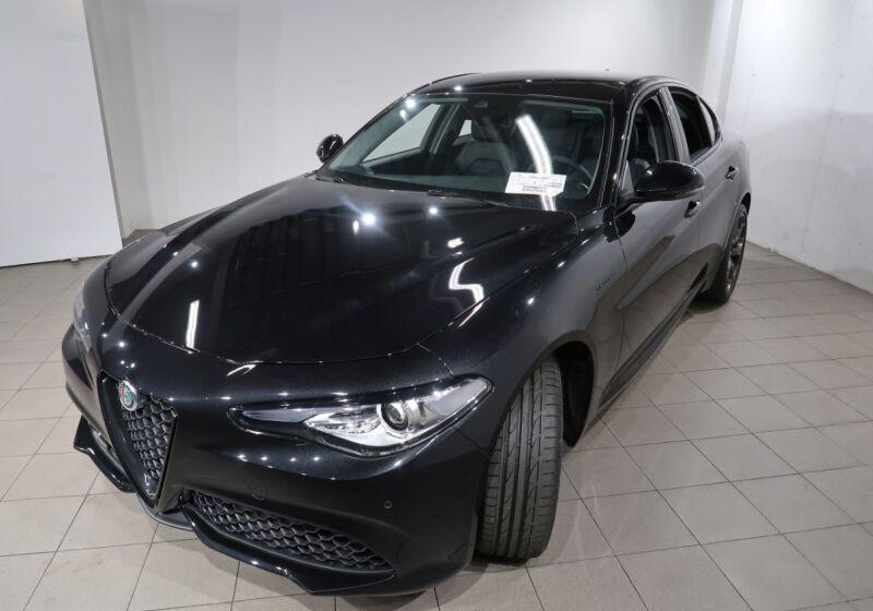 ALFA ROMEO Giulia 2.2 Turbodiesel 210 CV AT8 AWD Q4 Veloce Nero Vulcano Km 0 9Q0CFQ9-a-v1