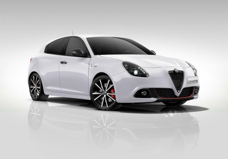 ALFA ROMEO Giulietta 1.6 JTDm TCT 120 CV Sportiva Bianco Alfa Da immatricolare A50BF5A-a