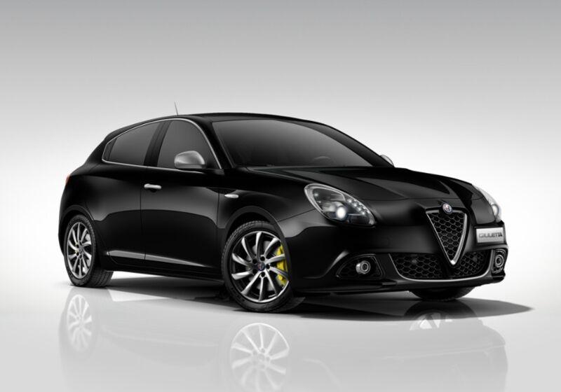 ALFA ROMEO Giulietta 1.4 Turbo 120 CV Ti Nero Alfa Km 0 KL0BQLK-53708_esterno_lato_1