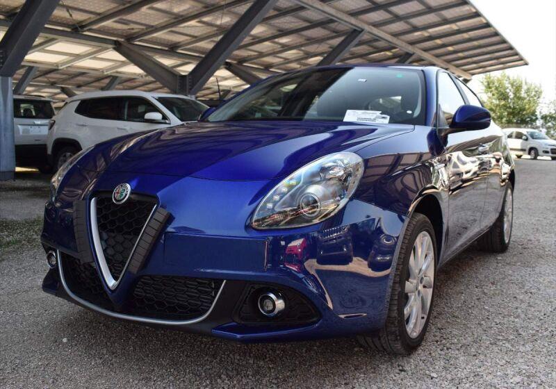 ALFA ROMEO Giulietta 1.6 JTDm 120 CV Business Blu Anodizzato Km 0 JM0BCMJ-FZ640BP-01