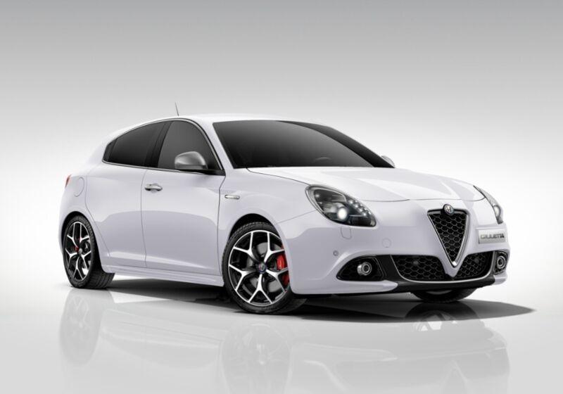 ALFA ROMEO Giulietta 1.6 JTDm 120 CV Super Launch Edition Bianco Alfa Da immatricolare S60BK6S-45590_esterno_lato_1