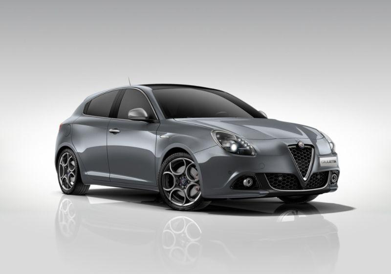 ALFA ROMEO Giulietta 1.6 JTDm 120 CV Super Grigio Stromboli Km 0 L40BF4L-40270_esterno_lato_1
