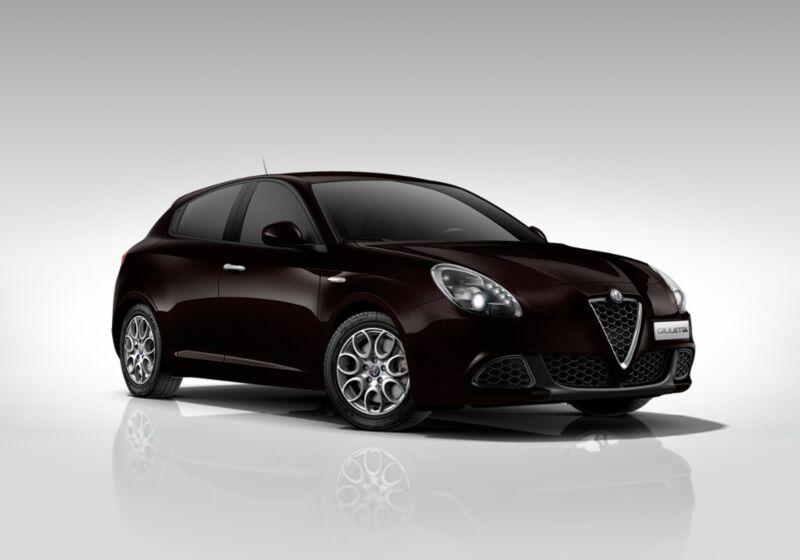 ALFA ROMEO Giulietta 1.6 JTDm 120 CV Tech Edition Nero Etna Km 0 JM0B5MJ-46571_esterno_lato_1