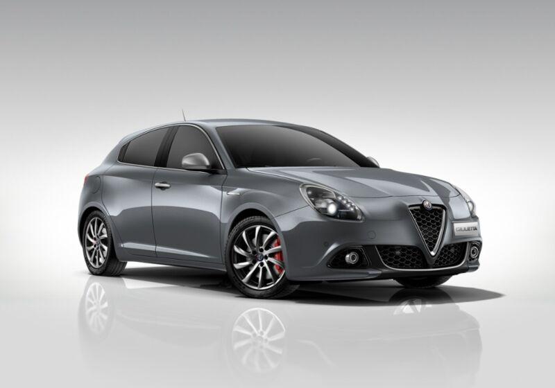 ALFA ROMEO Giulietta 1.6 JTDm 120 CV Ti Grigio Stromboli Km 0 CX0BWXC-a