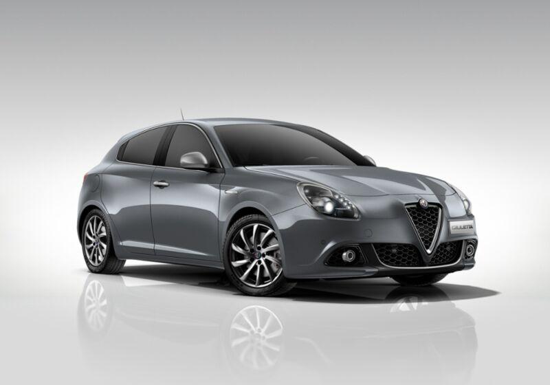 ALFA ROMEO Giulietta 1.6 JTDm 120 CV Ti Grigio Stromboli Km 0 VX0B7XV-53179_esterno_lato_1