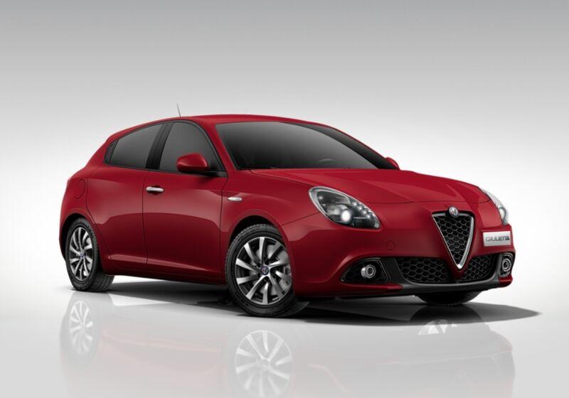 ALFA ROMEO Giulietta 1.6 JTDm 120 CV Rosso Alfa Km 0 5Z0BTZ5-58349_esterno_lato_1